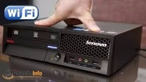 Computador Lenovo Core2 3gb Ram Fonte Real Hd160gb + Wifi