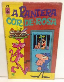 Revista Gibi A Pantera Cor De Rosa N29 Ano De 1979 Original!