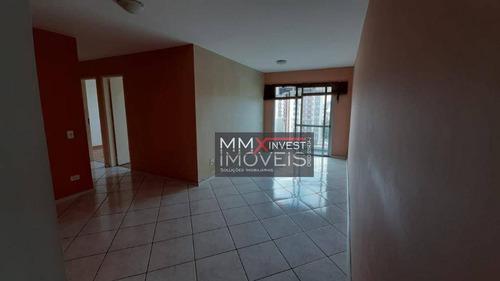 Imagem 1 de 12 de Apartamento Com 3 Dormitórios Para Alugar, 68 M² Por R$ 1.700,00/mês - Santana (zona Norte) - São Paulo/sp - Ap1126