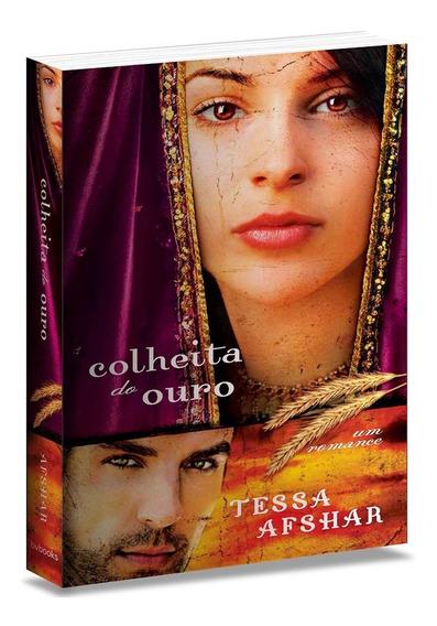 Livro Colheita De Ouro Tessa Afshar
