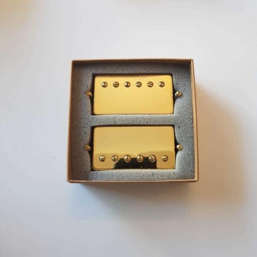 Microfonos Diliberto H59 Doble Bobina Gold 4 Cond