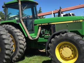 Tractor Agrícola John Deere 4960 4x4 Doble Rodado Folio13605