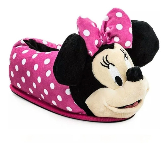 Pantuflas Addnice Original Minnie (1008)
