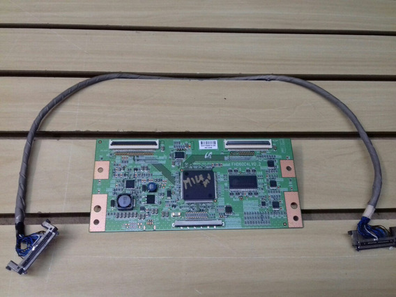 52xv550da Fhd60clv 0.2 Placa T-com Acompanha Flet. 636