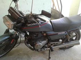 Honda Cb 450 Dx - Ano 1988