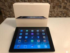 iPad 3 Apple + Smart Cover Original Em Couro - 12x Sem Juros
