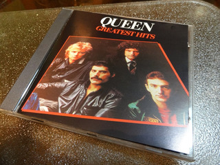 Queen Cd Grandes Hits Original De Coleccion Impecable