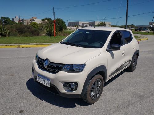 Renault Kwid 2018 1.0 Sce 66cv Iconic,muuy Cuidado!!