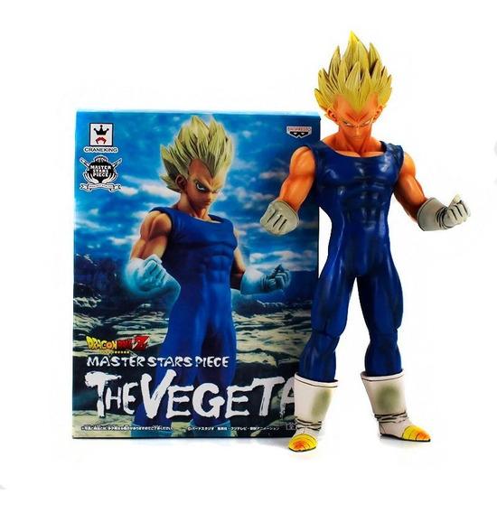 Figura De Vegeta. 26 Cms. Dragon Ball Z. Envio Gratis!