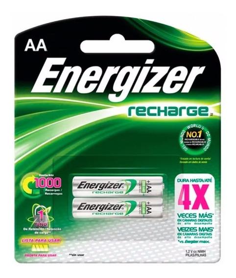 Baterias Pilas Recargables Aa Energizer Al Mayor