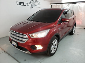 Ford Escape 2.0 Trend Advance Ecoboost At 2018