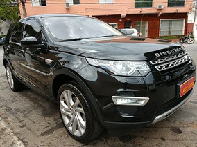 Discovery S Hse Lux 2.0 4x4 Aut 2017