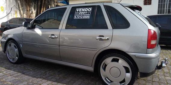 Volkswagen Gol 1.0 16v Turbo 5p 2001