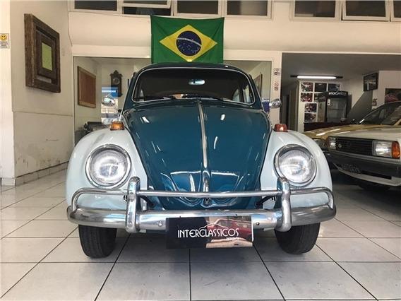 Volkswagen Fusca 1.2 8v Gasolina 2p Manual