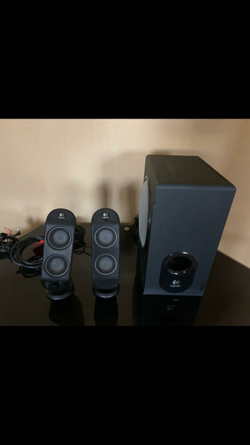 Hometheater Logitech