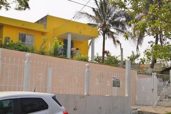 Casa En Venta En Acosta Lagunes, Junto Al Coyol. Veracruz, Ver.