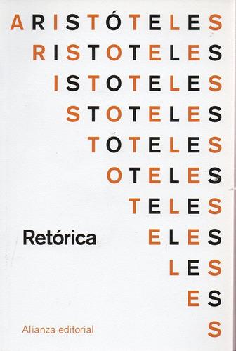 Retorica - Aristoteles - Alianza Editorial (e