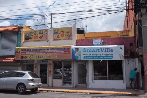 2 Locales Y Una Casa Carretera Mella Cerca De Aprecio.