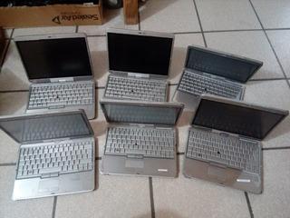 Lote De 6 Laptops Hp 2730p Elitebook #2