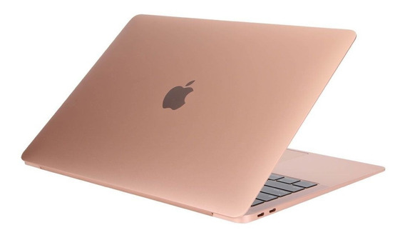 Macbook Air 13.3 I5 Gold 2019 Zerado!!! Ram 8gb Ssd 256gb