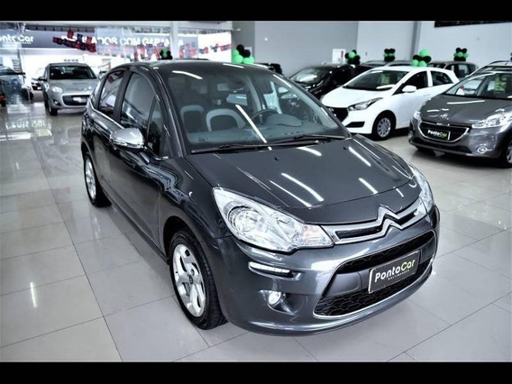 Citroën C3 1.6 Vti 120 Flex Start Exclusive Eat6