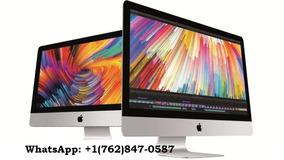 2017 Apple iMac 27 5k I7 4.2ghz - 8gb - 2tb Fusion - Radeon