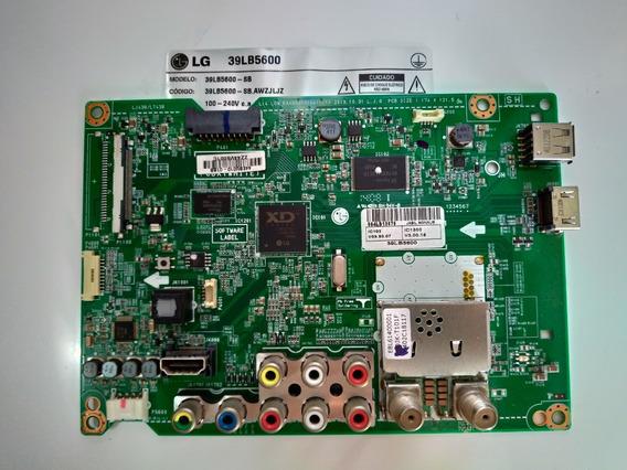 Placa Principal Tv Lg 39lb5600 Eax65359104 1.1 Semi Nova