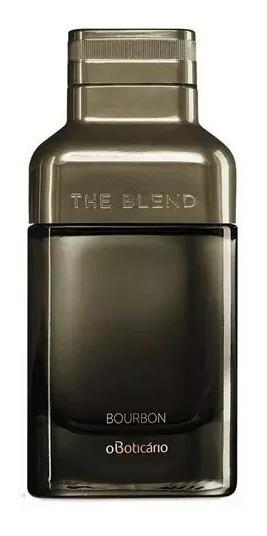 The Blend Edp Bourbon 100ml - Lançamento O Boticário