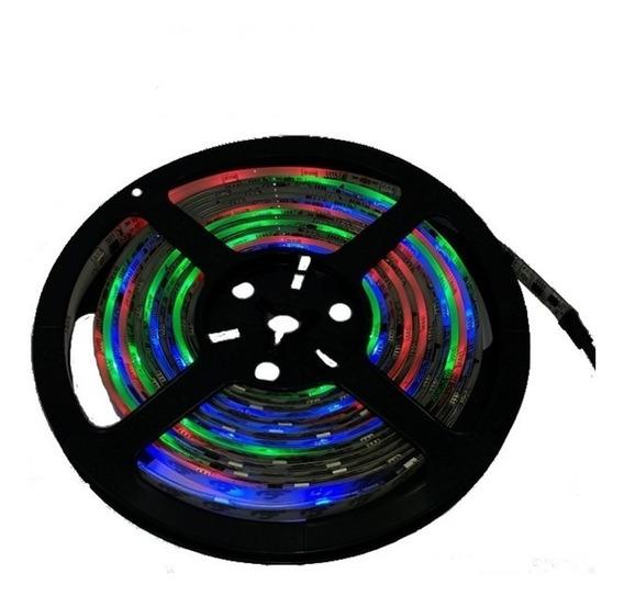 Fita Led Digital 5050 Rgb Fw2811 5m 150 Led + Fonte Gratis