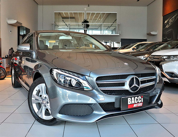 Mercedes-benz C 180 1.6 Cgi Flex Avantgarde 7g-tronic