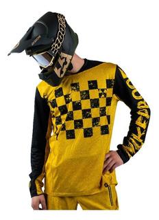 Camisa Enduro Kashimir Nukeproof
