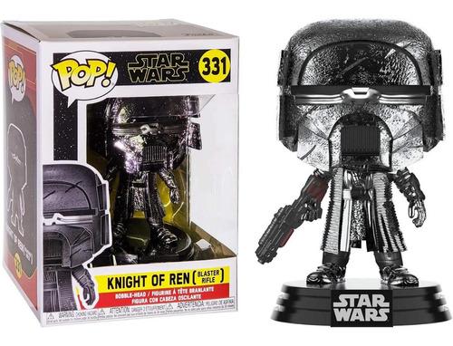 Funko Pop #331 Knight Of Ren Blaster Rifle Star Wars Ep 9