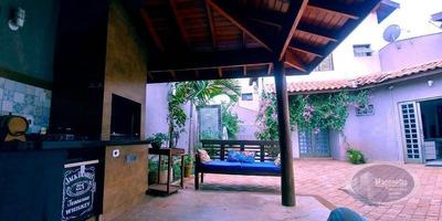 Casa Com 4 Dormitórios À Venda, 189 M² Por R$ 600.000 - Ribeirânia - Ribeirão Preto/sp - Ca1065