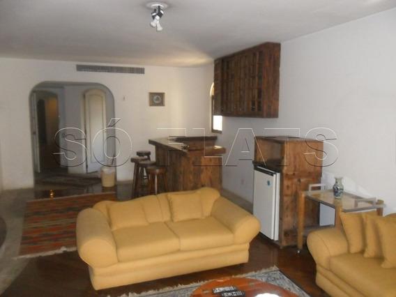 Excelente Apartamento No Jardim Paulista Para Locação Com Entrada Imediata. - Sf25288