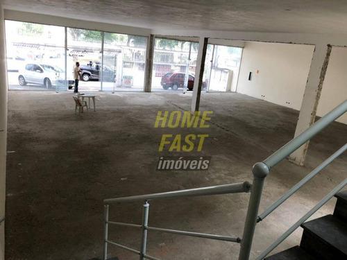 Imagem 1 de 11 de Prédio, Salão 612 M² - Para Locação Por R$ 25.000/mês - Centro - Guarulhos/sp - Pr0052