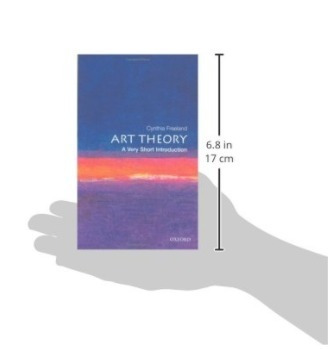 Livro Art Theory: A Very Short Introduction (inglês)