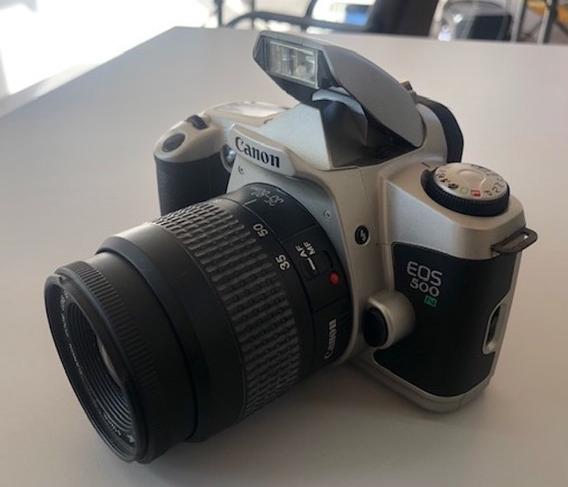 Câmera Fotográfica Canon Eos500