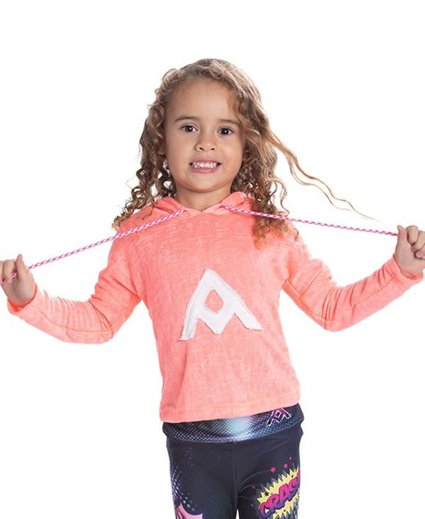 Sudadera Infantil Asana Kids Tela Colombiana 14171
