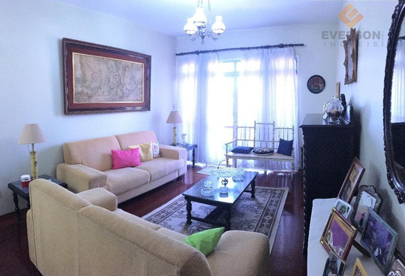 Apartamento Edifício Itaparica Com 3 Dormitórios Para Alugar, 124 M² Por R$ 1.300,00/mês - Jardim Donângela - Rio Claro/sp - Ap0311