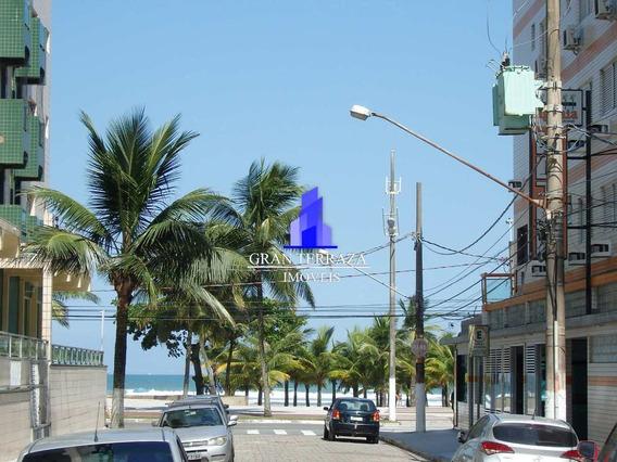 Apartamento Com 2 Dorms, Aviação, Praia Grande - R$ 180 Mil, Cod: 352 - V352