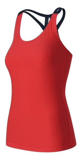 Musculosa Running New Balance Mujer Fashion Tank Wt63110