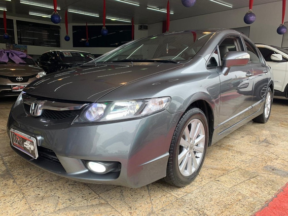 Honda Civic 1.8 Lxl Flex Aut 2011 Impecável