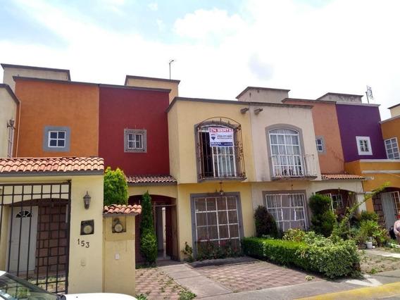 Casa En Renta En Hacienda Del Valle Ii