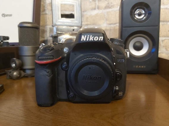 Nikon D610 Grip Original Flash Sb800 5 Baterias Radio Flash