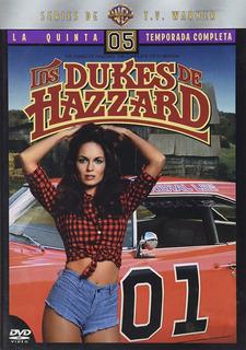 Los Dukes De Hazzard Temporada 5 Dvd Nuevo