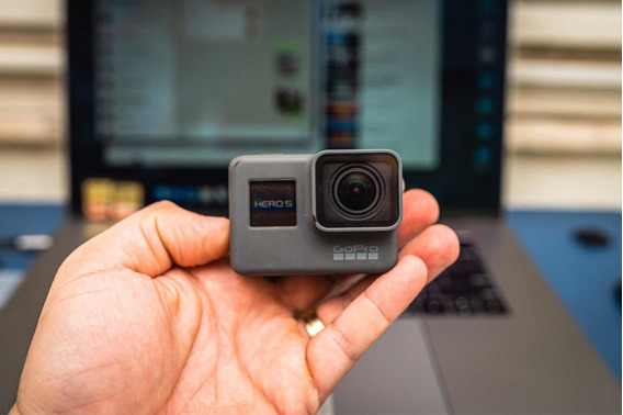 Gopro Hero 5 Black + Case + Cartao 32gb