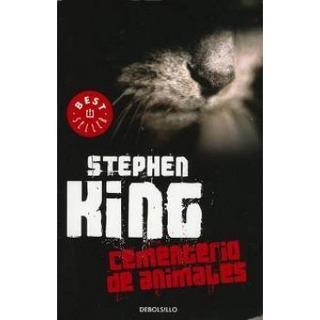 Cementerio De Animales Stephen King Debolsillo Nuevo