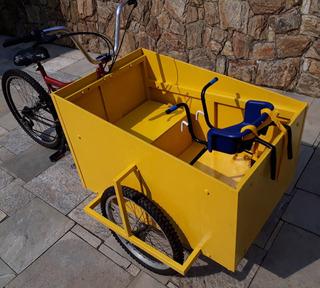Triciclo De Carga Multi Uso,