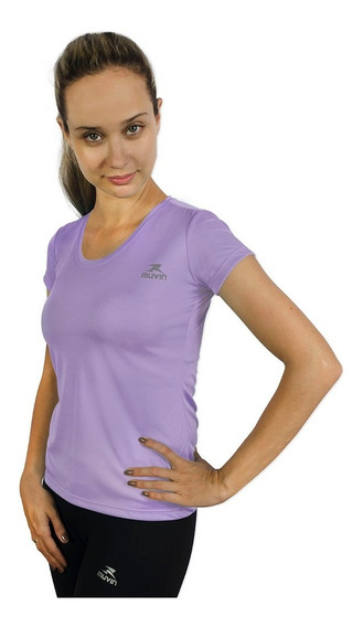 Camiseta Color Dry Workout Ss Muvin Cst-400