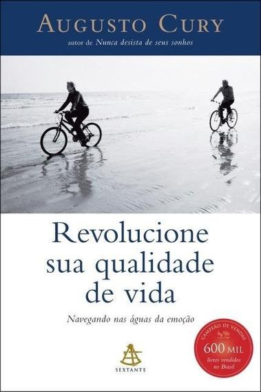 Revolucione Sua Qualidade De Vida Livro Augusto Cury Frete 9